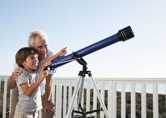 Free Telescopes
