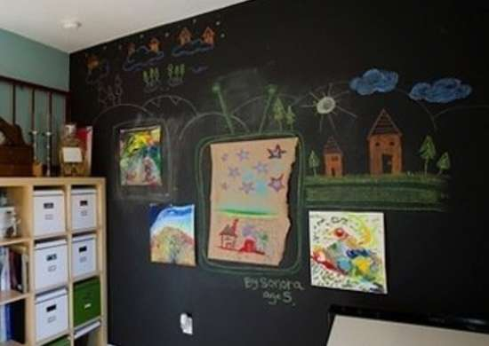 Chalkboardwall