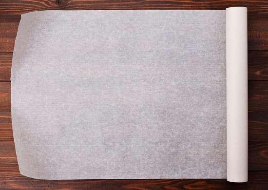 Wax Paper Dust
