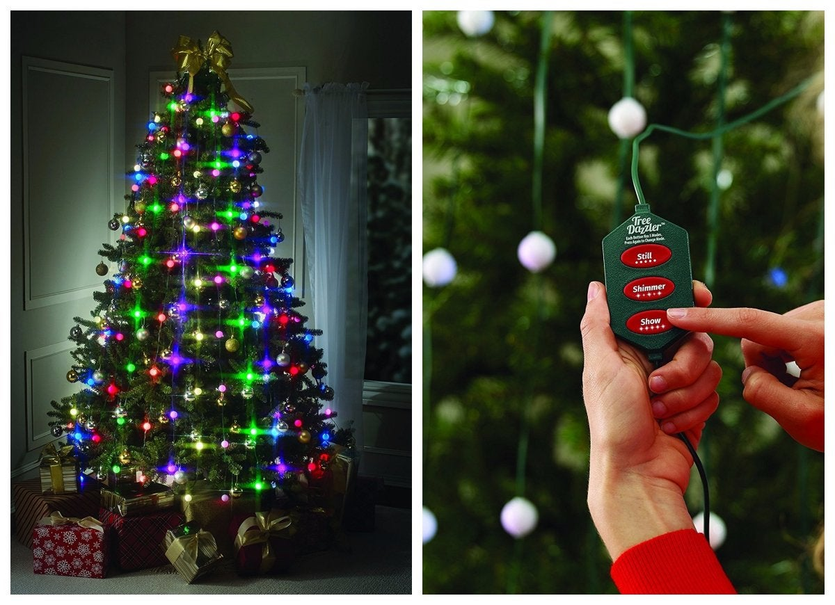 tree dazzler decorating the christmas - Cheap Christmas Tree Decorations