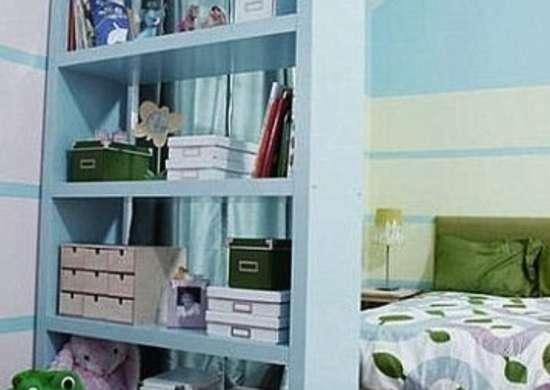 Bookcaseroomdivider