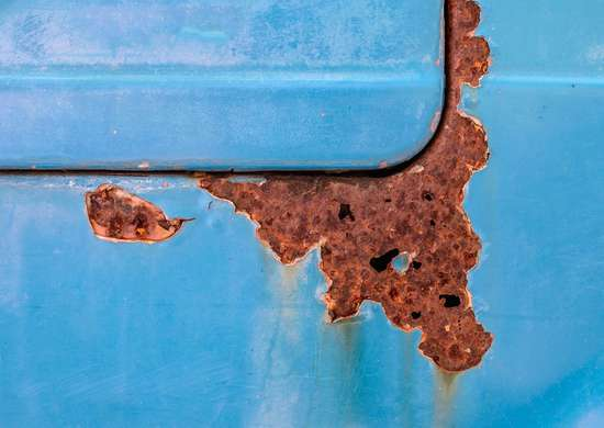 How to Stop Vehicle Scratches from Rusting