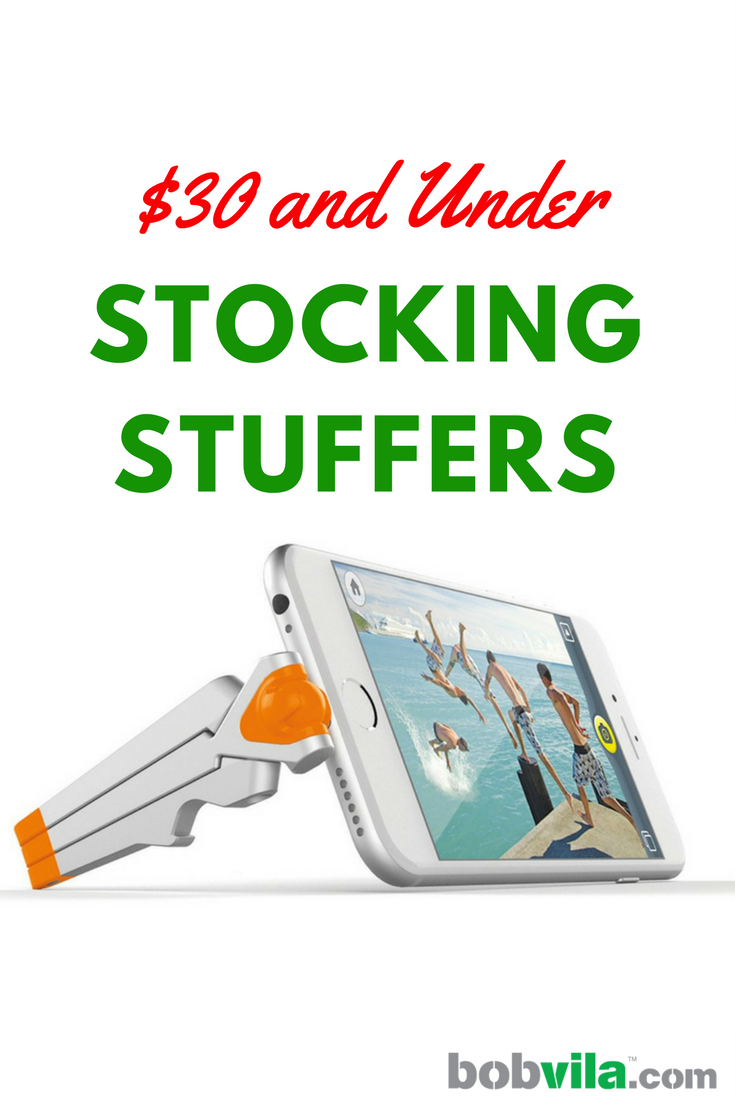 30 and under stocking stuffers