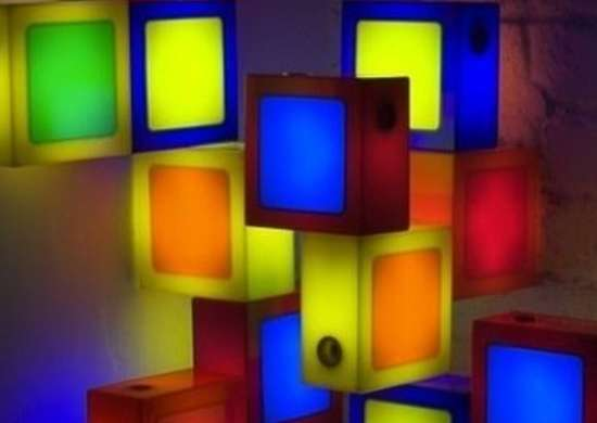 LED Light Blocks