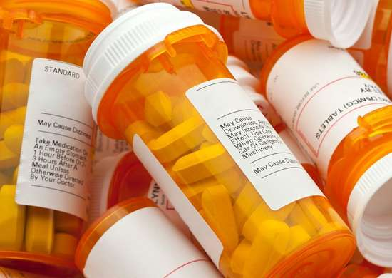 What Burglars Want to Steal — Prescription Drugs