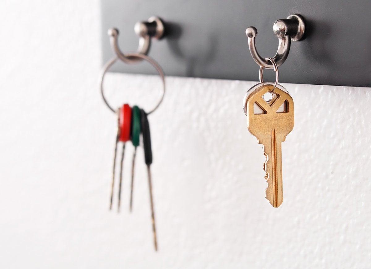 Burglar keys