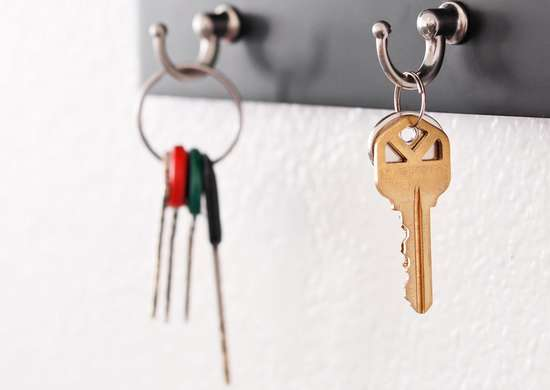 What Burglars Want to Steal — Keys