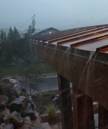 Theusualbliss.com rain metalroofs