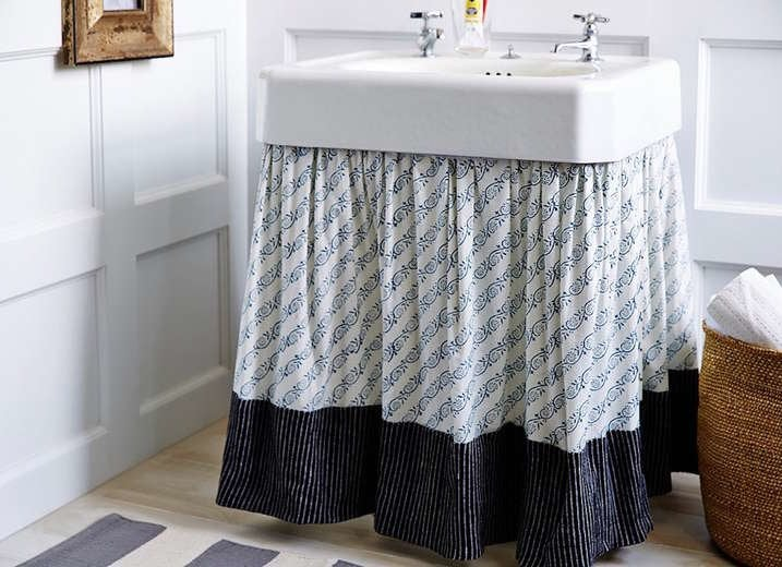 Sink Skirt