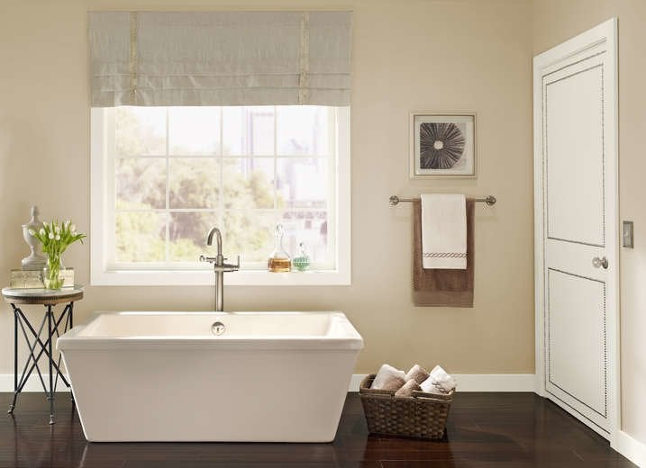Behr navajo white the most popular paint colors in for Most popular tan paint color
