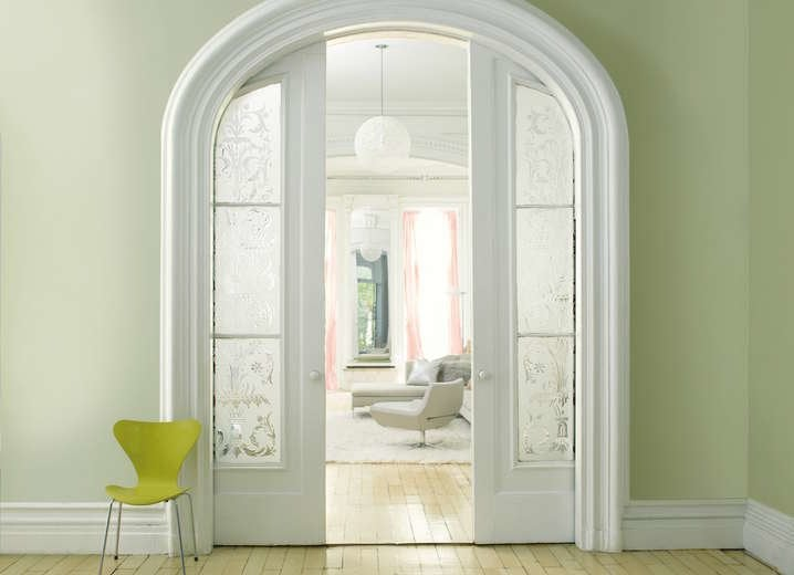 Miscellaneous What Is Most Popular Paint Colors: Benjamin Moore Guilford Green