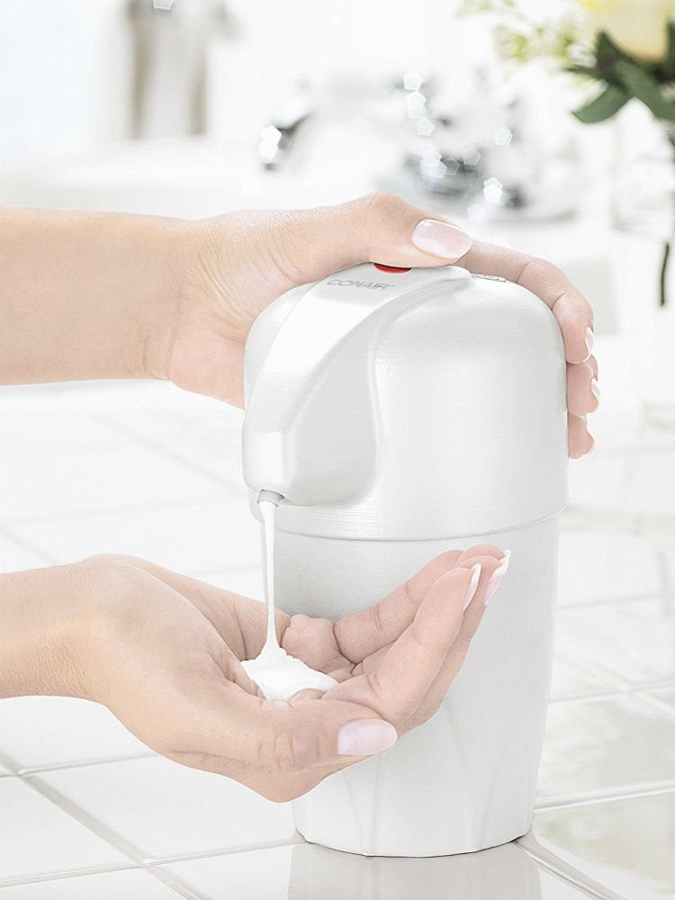 Conair heated lotion dispenser
