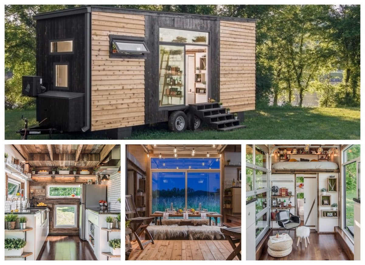 New frontier tiny homes 1