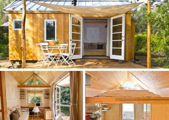 Sol Haus Design Tiny House