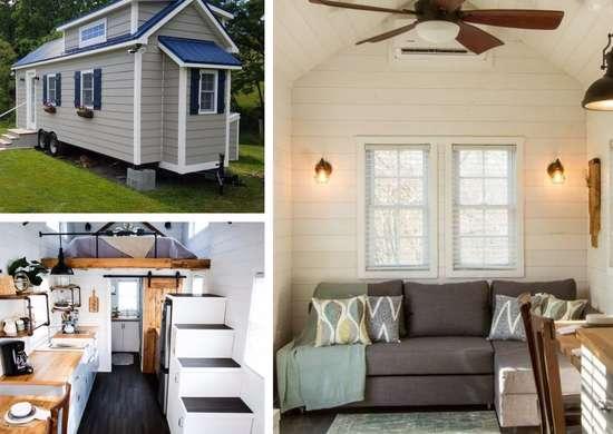Suburban Tiny House
