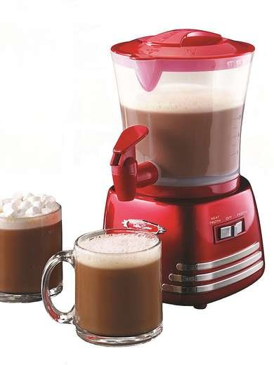 Hot Chocolate Maker