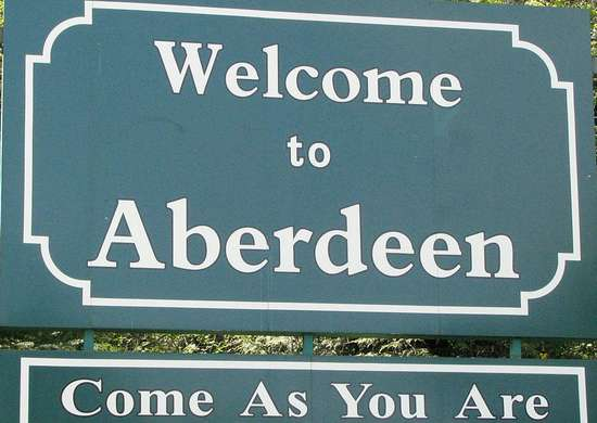 Motto of Aberdeen, Washington