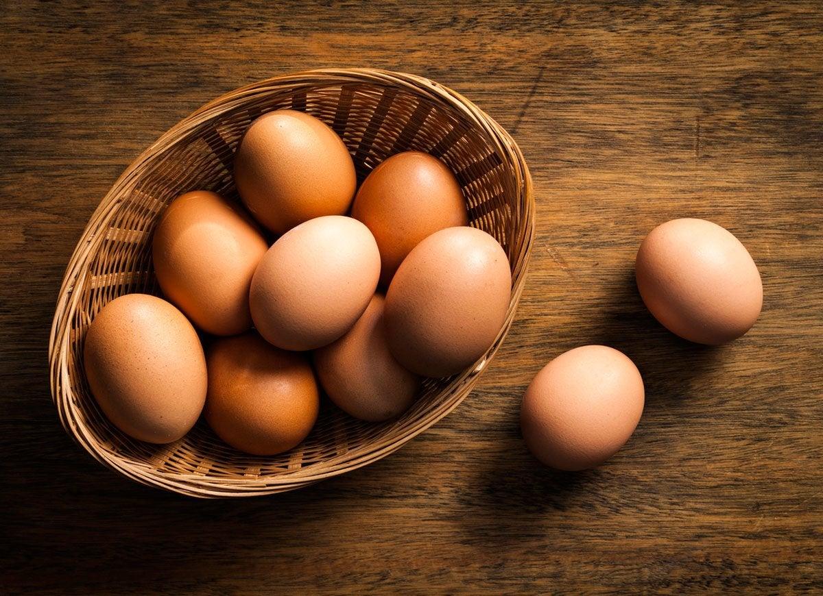 Bulk eggs