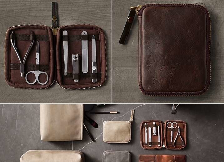 Leather Grooming Kit
