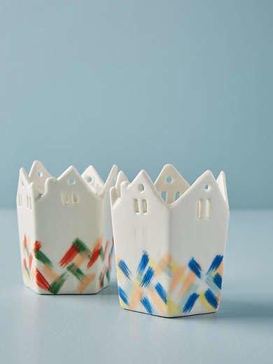 Ceramic Votive