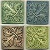 acanthus leaf tile
