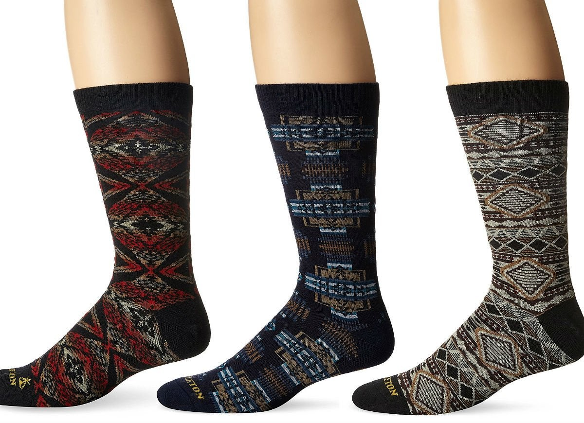 Pendleton wool blend socks