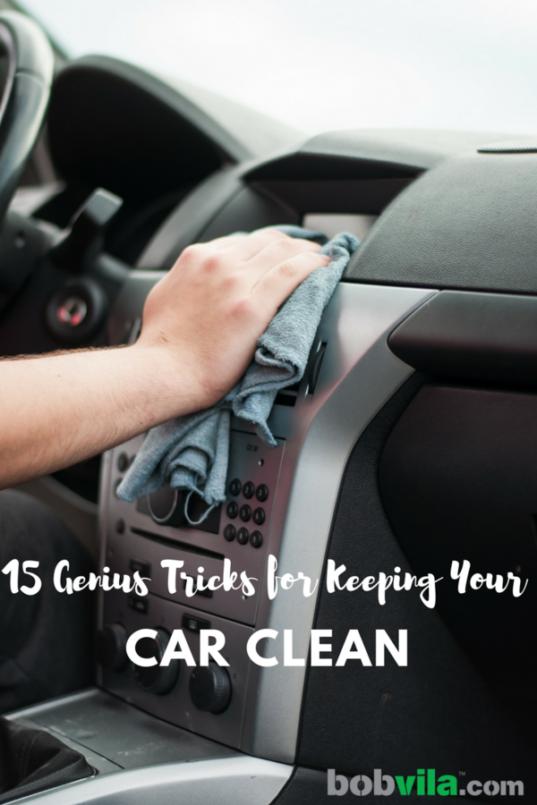 Control the Car Clutter