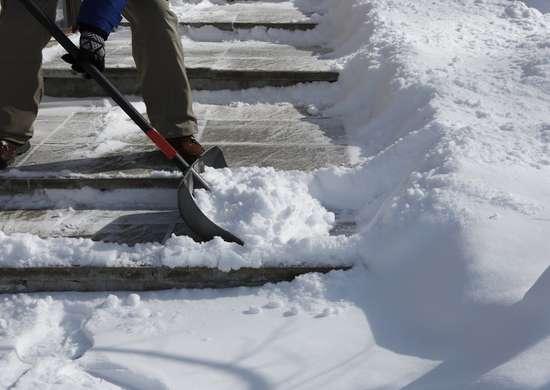 Don't Wait to Shovel Snow