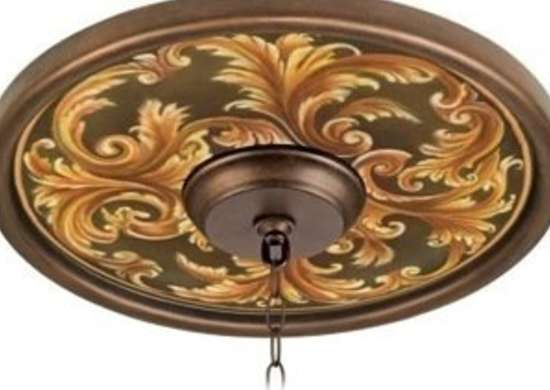 Lampplus-acanthus-regal-bronze-ceiling-medallion