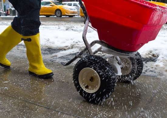 Different Snow Removal Tactics