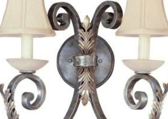Seagulllighting acanthus wall sconce 4356 61
