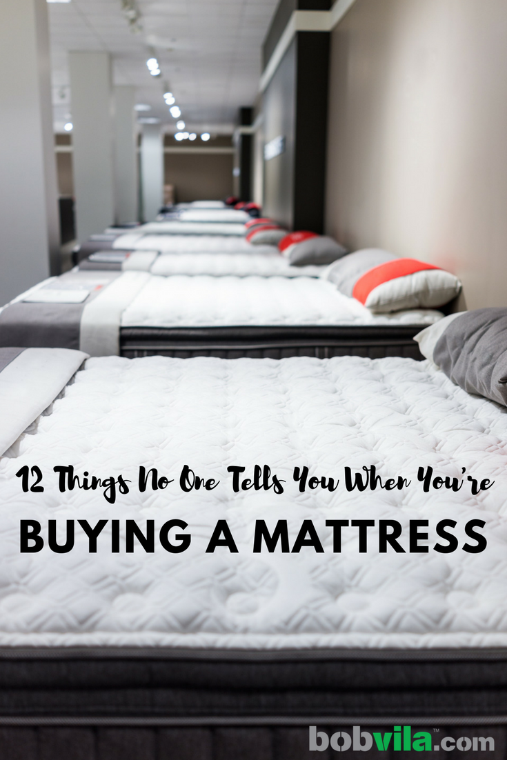 Things no one tells you when buying mattress