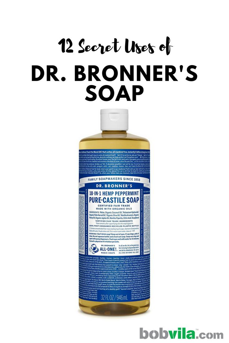 Magic Soaps Pure-Castile Liquid Soap Citrus Orange by dr bronners #21
