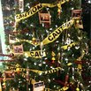 Christmas Tree Garland Fail