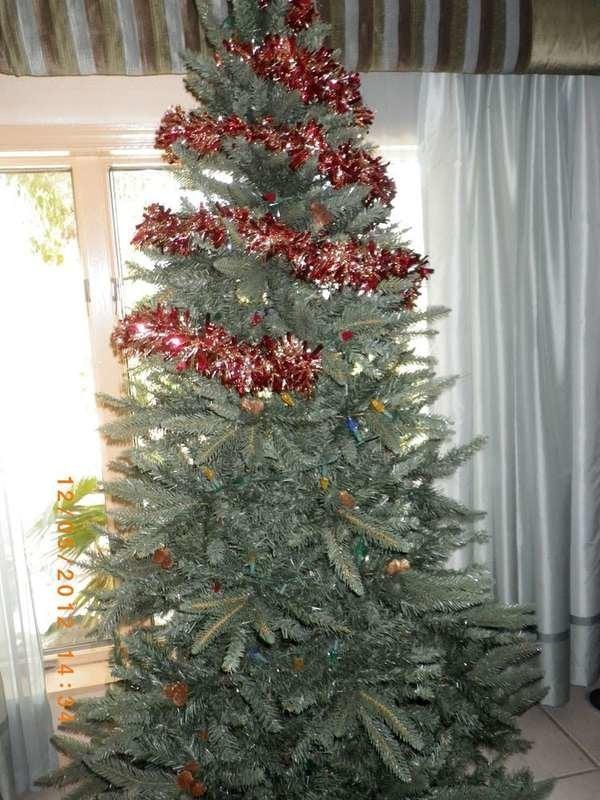 Sparse Christmas Tree Decorating.12 Bad Christmas Decorations Bob Vila