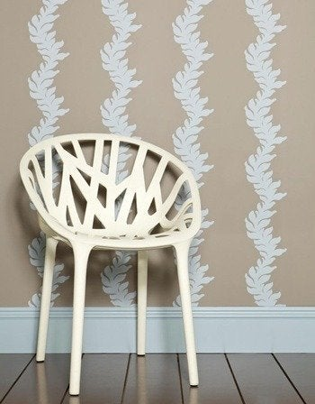 Farrow and ball acanthus crop