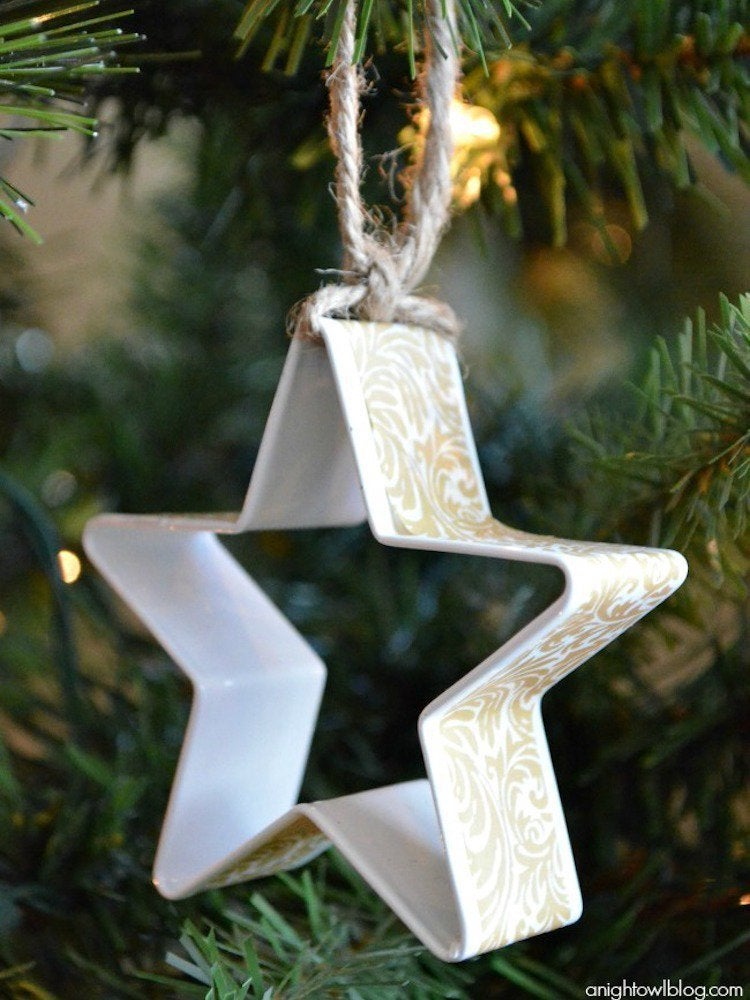 Cookie cutter christmas ornaments 3