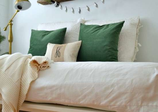 Christmas Guest Bedroom Ideas