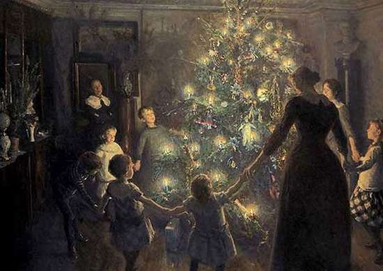 History of Christmas Trees