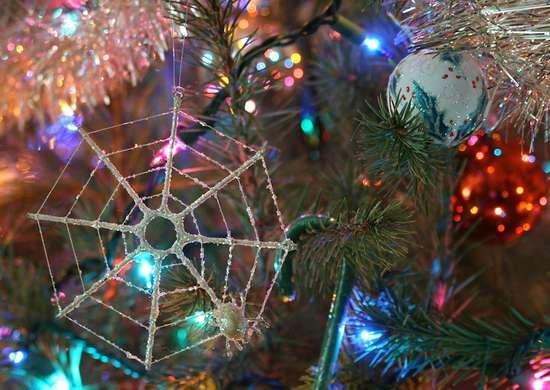 Ukraine Spider Web Christmas