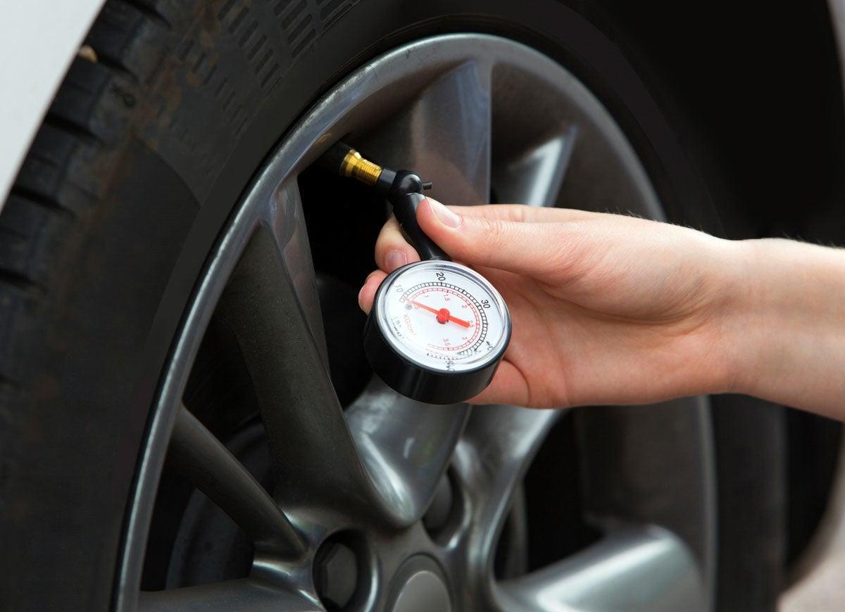 Pressure car
