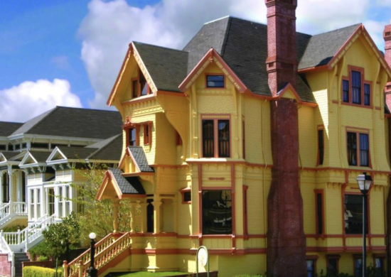 Carter House Inns in Eureka, CA