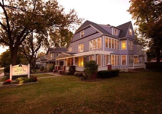 Kansas abilene victorian inn