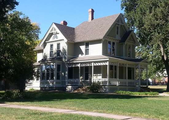 The Kaley House Bed and Breakfast in Red Cloud, NE