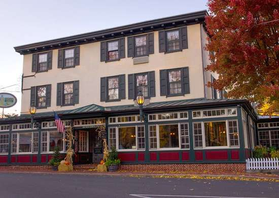Logan Inn in New Hope, PA