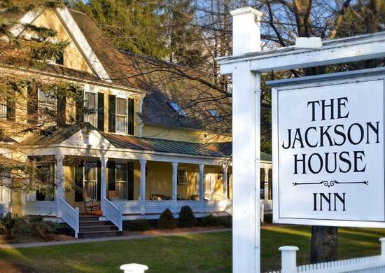 Jackson House Inn in Woodstock, VT