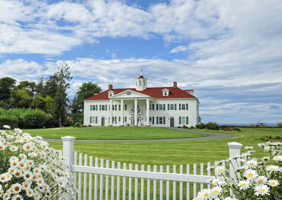 George Washington Inn in Port Angeles, WA