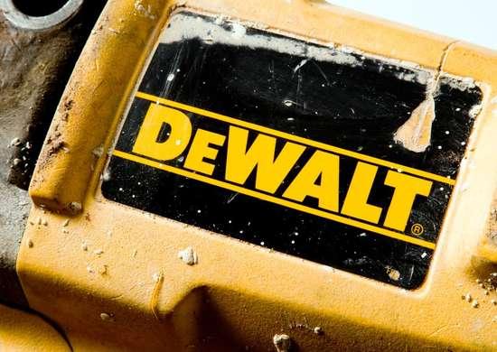 DeWalt Trademarked Colors