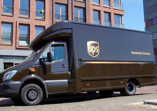 Trademarked UPS Brown