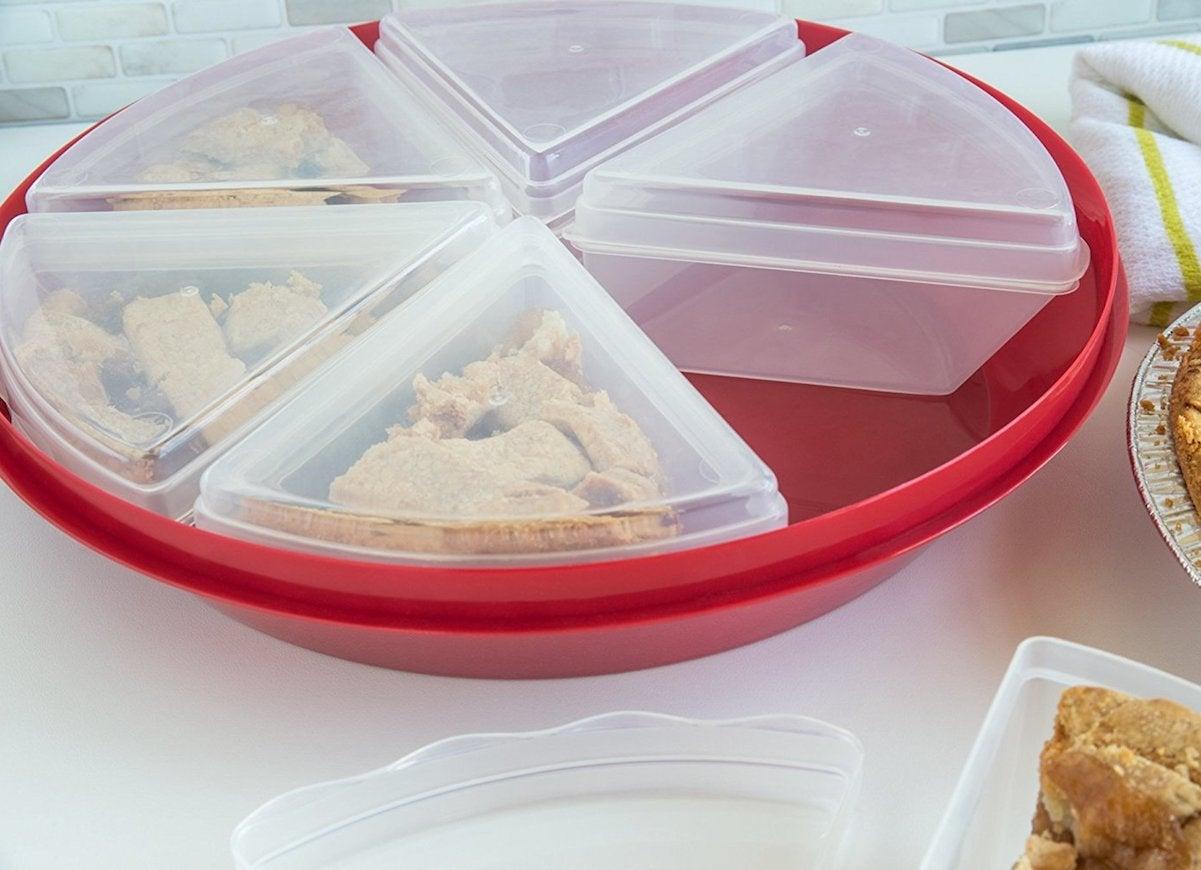 Pie container